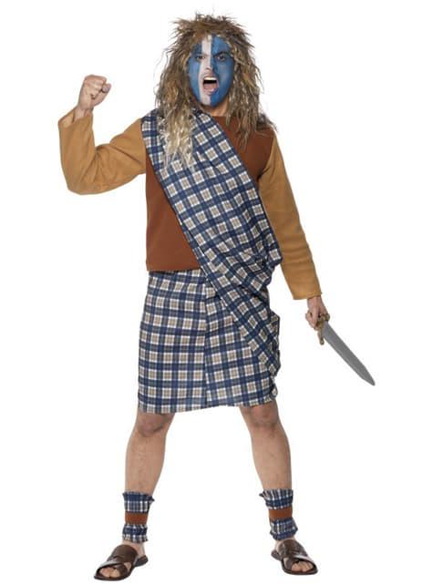 Brave Scottish Costume