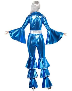 Abba kostyme Blå
