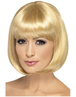 Perruque Partyrama blonde foncée
