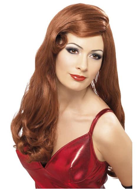 Jessica Rabbit Crvena vlasulja