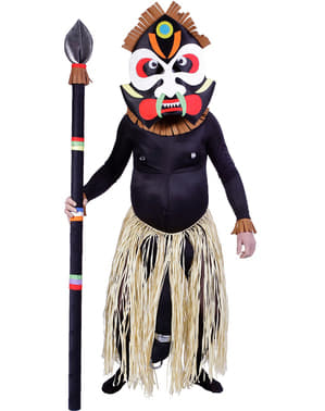Zulu Kostume