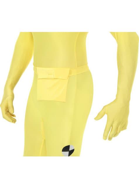 Disfraz maniquí de pruebas de choque segunda piel