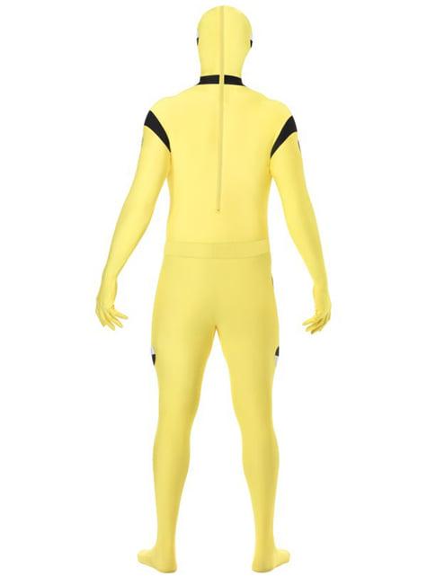 Disfraz de segunda piel de maniquí de pruebas de choque - traje