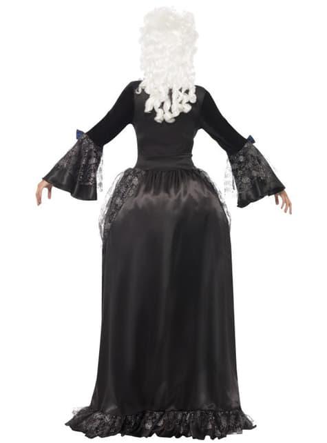 Disfraz de mascarada de belleza barroca - mujer