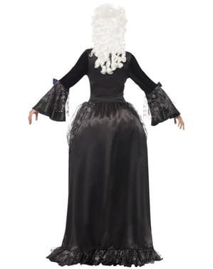 Costum baroc pentru femei