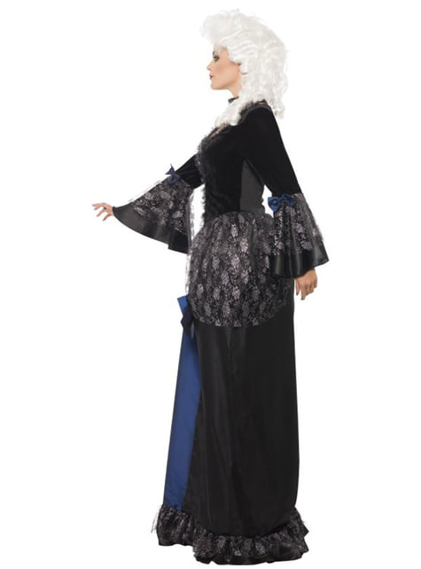 Barok kostuum voor vrouwen