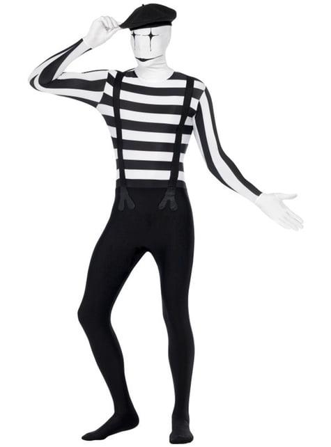Δερμάτινη στολή Mime