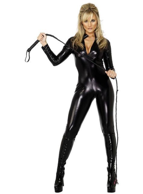 Costume Miss Frusta sexy