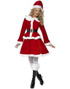 Mrs Claus Costumes Outfits And Dresses For Women Funidelia