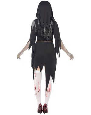 Kostým zombie jeptiška velikost plus size