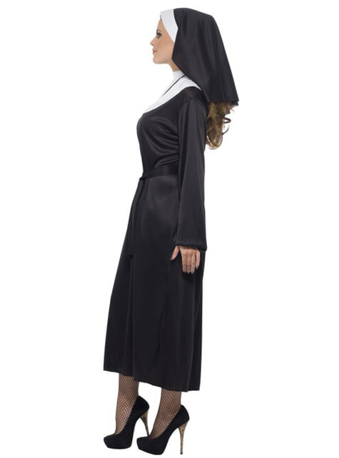 Kostium zakonnicy kokietki
