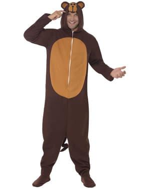 Costum de maimuță