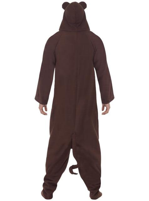 Disfraz de mono - adulto