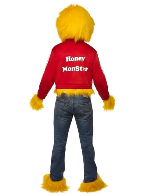 Disfraz de Honey Monster - hombre