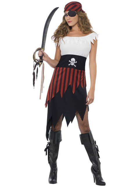 女性のための海賊コスチューム