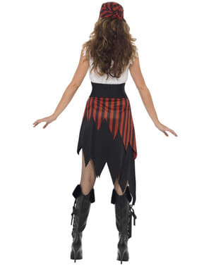 Strój Piękna Piratka dla kobiet