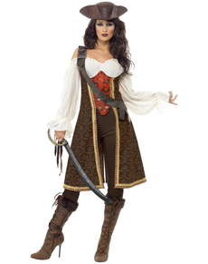 d77a966afae43 Disfraces piratas » Elige traje pirata para Halloween