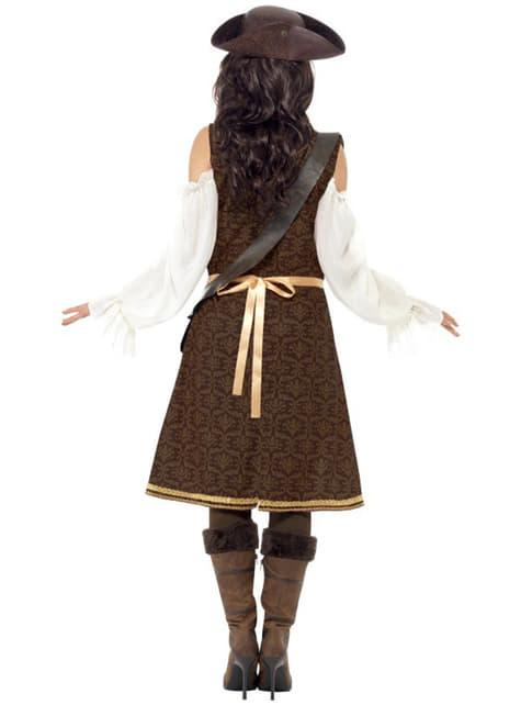 Disfraz de pirata para mujer - mujer
