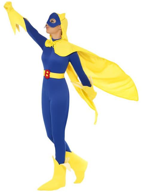 Bananawoman kostuum