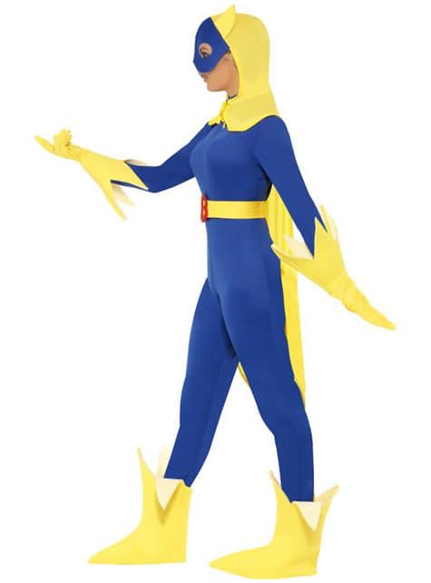 Fato de Bananawoman