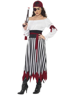 Lady's Warrior Pirate Costume