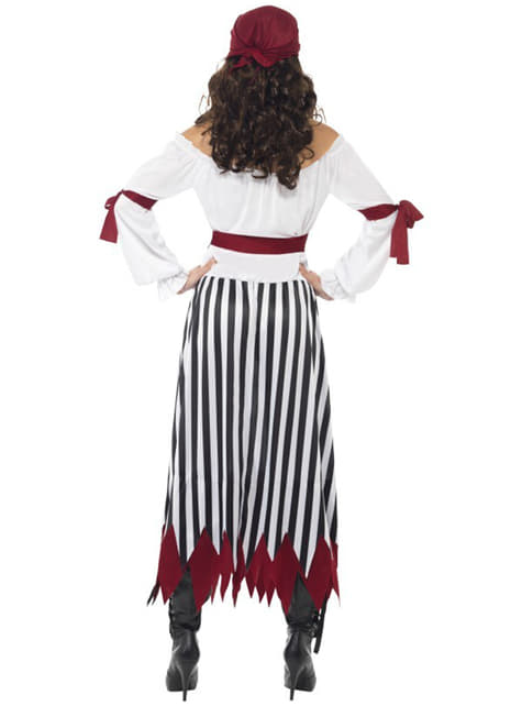 Lady's Warrior Gusarski kostim