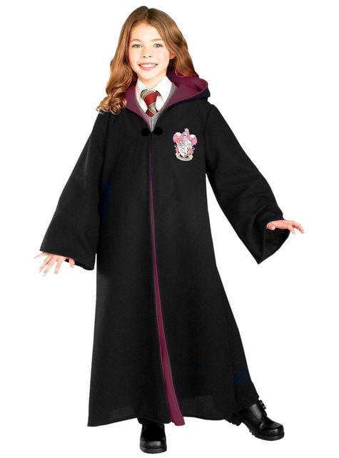 Children Harry Potter Gryffindor Deluxe Robe
