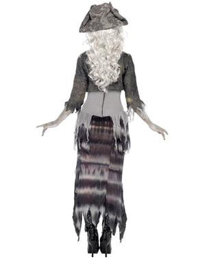 Costum de necrofag de barcă pirat