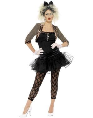 Wildes Mädchen der 80er Kostüm