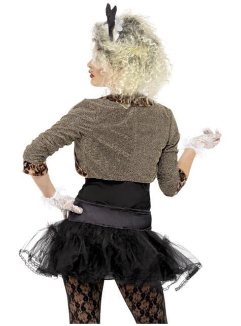 Costum de fată rebelă anii 80