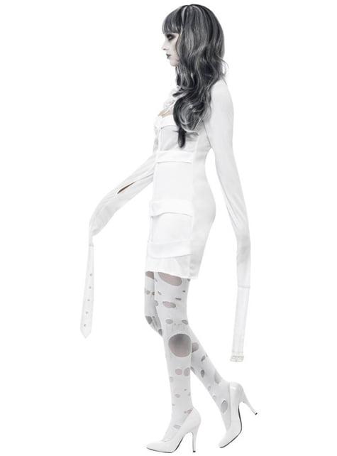 Costum de elev psihotic zombi
