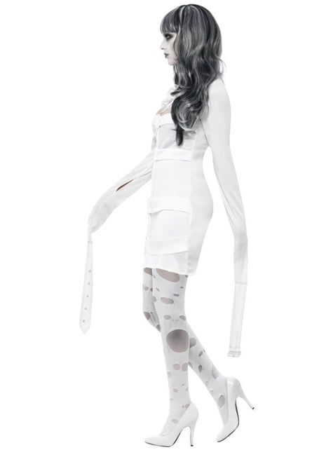 Psychotický Zombie Študent Costume