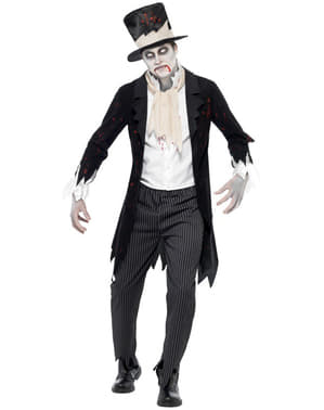 Costume da sposo zombie