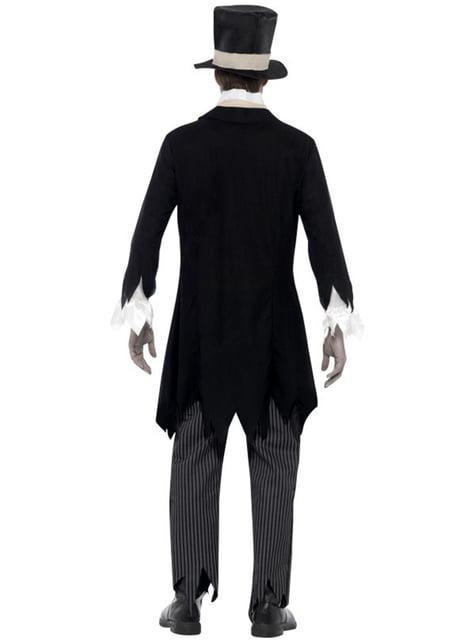 Disfraz de novio zombie hasta que la muerte nos separe - hombre