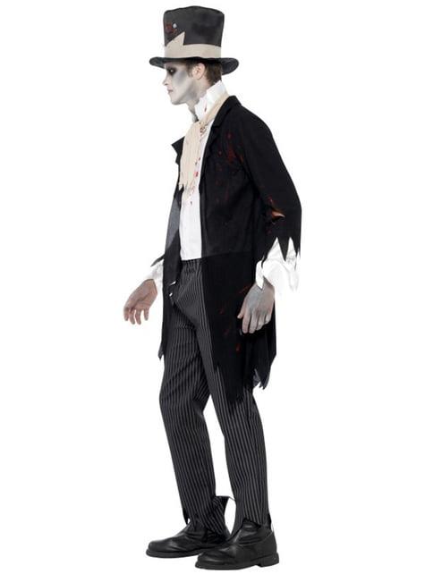 Disfraz de novio zombie hasta que la muerte nos separe - original