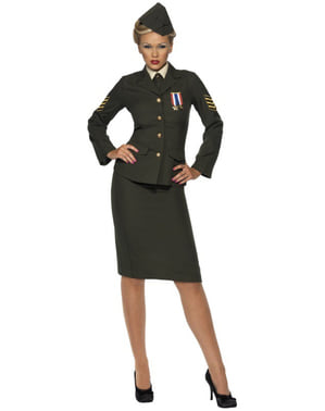 War Officer Costume