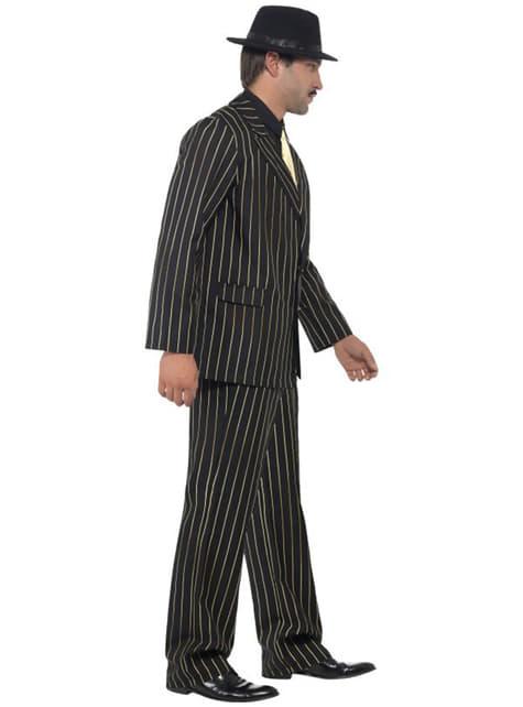 Disfraz de gángster años 20 - original