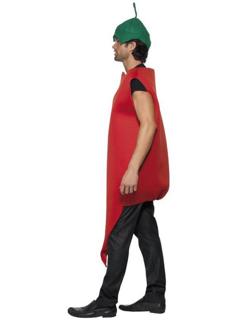 Chilli Pepper Kostyme