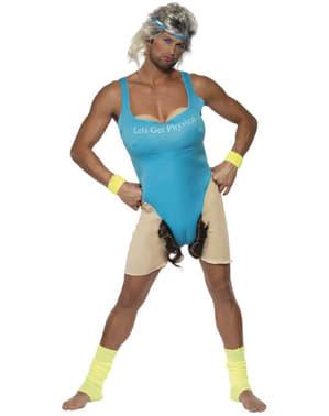 Костюмът на мъжката гимнастичка