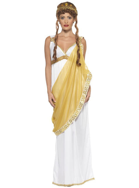 Statuesque Greek Goddess Costume