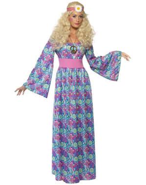 Costum de hippie elegant