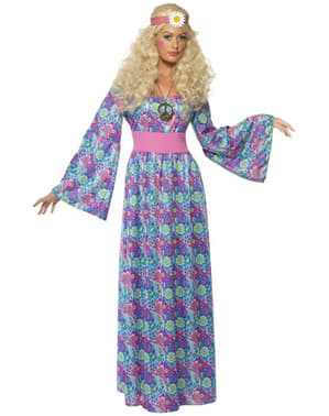 Елегантний костюм хіпі