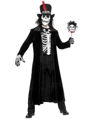 Voodoo-man Maskeraddräkt