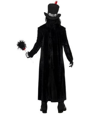 Pánský kostým čaroděj vúdú