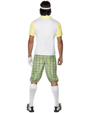 Golfer kostuum voor mannen