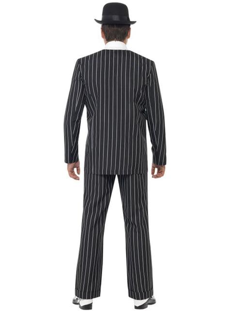 Vintage Gangstersjef Kostyme