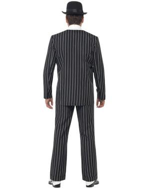 Gengszter főnök díszes ruha