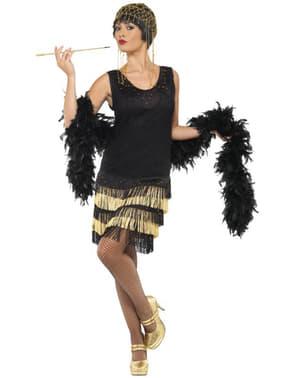 Gatsby kostyme dame