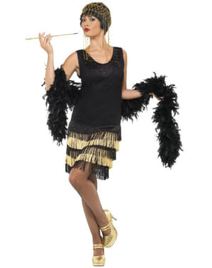 20s Kostum Fringed Youngster