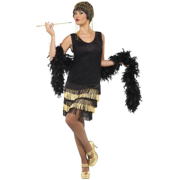 D guisement de jeune la mode des ann es 20 avec des franges acheter en ligne sur funidelia - Mode annee 20 ...